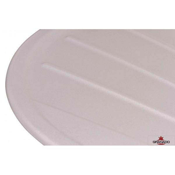 Кухонная мойка GRANADO MURCIA WHITE