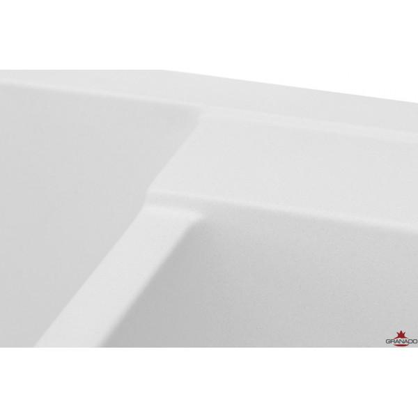 Кухонная мойка GRANADO SAMORA WHITE