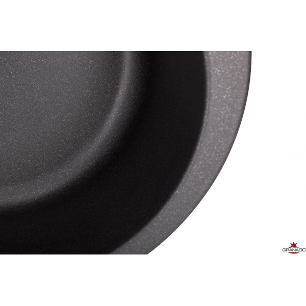Кухонная мойка GRANADO VITORIA BLACK SHINE
