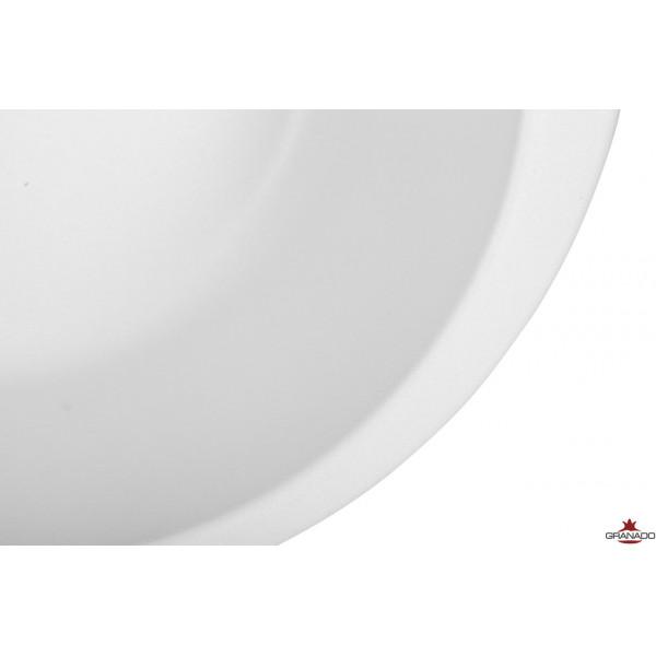 Кухонная мойка GRANADO VITORIA WHITE