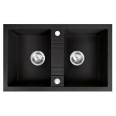 Кухонная мойка Ferro MEZZO II DRGM2/48/78BA