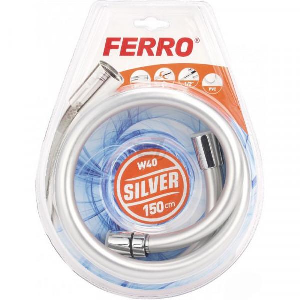 Шланг для душа 150 см Ferro W40