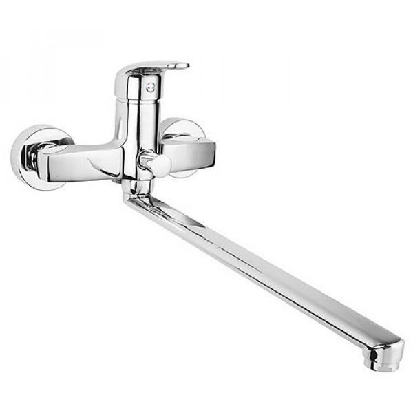 Смеситель для ванны с длинным изливом Ferro Fosca BFA5A