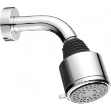 Верхний душ с настенным держателем Ferro NPG01
