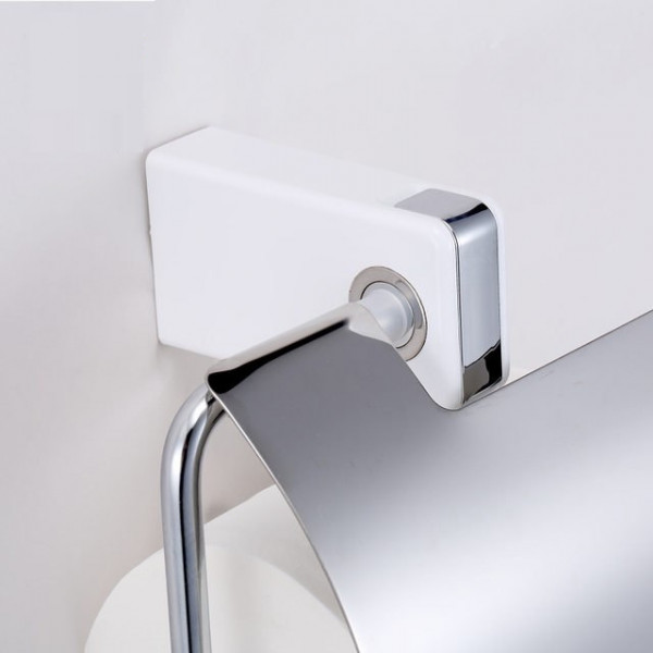 Держатель для туалетной бумаги с крышкой Yacore Fab F3111WC