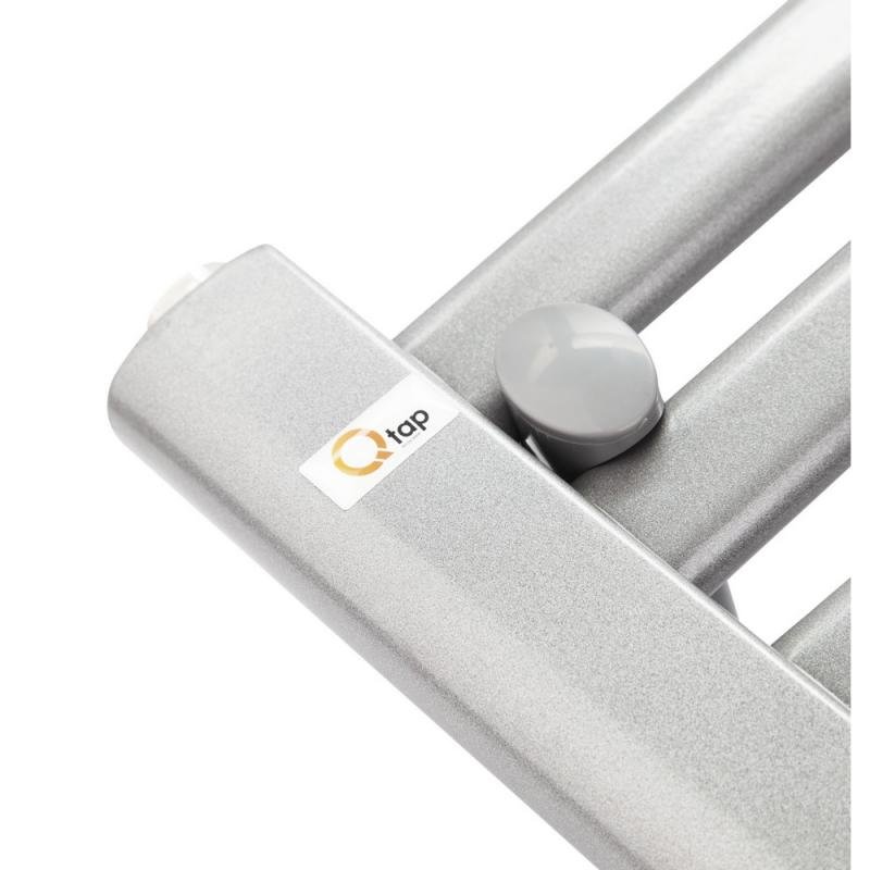 Водяной полотенцесушитель Q-tap Dias (SIL) P15 800x500 HY 2